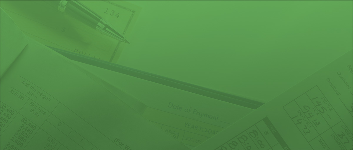 Payroll Services Banner