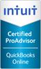 Quickbooks Certified ProAdvisor QuickBooks Online